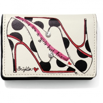 Fashionista Stilettos Card Case