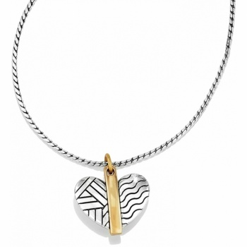 Acoma Acoma Heart Necklace