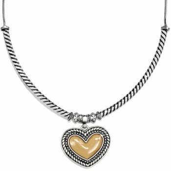 Hepburn Heart Hepburn Heart Collar Necklace