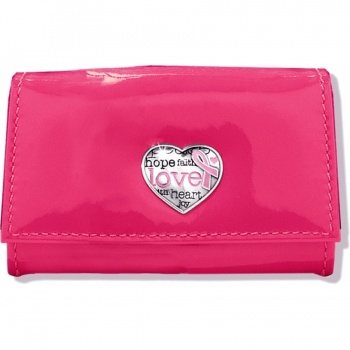 Power Of Pink Card Case