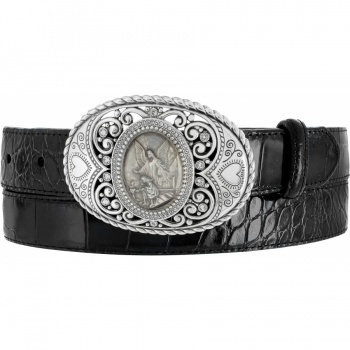 Guardian Angel Plaque Belt