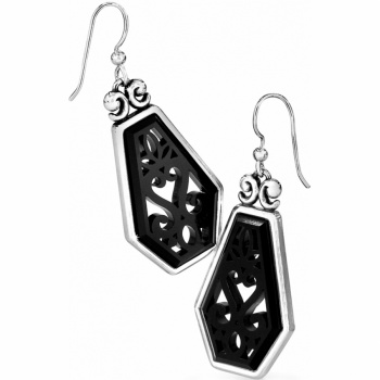 Genoa Tile Genoa Tile French Wire Earrings
