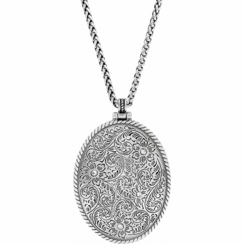 Alameda Alameda Locket Necklace