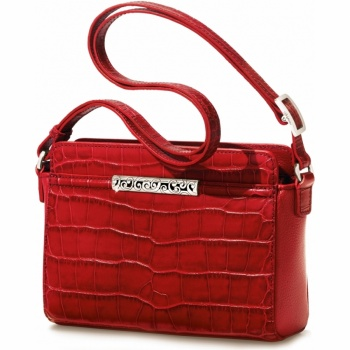 Mingle Sam Croco Shoulderbag