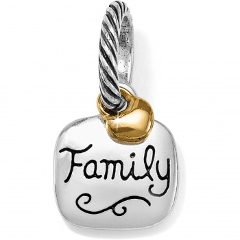 Message Family Love Charm