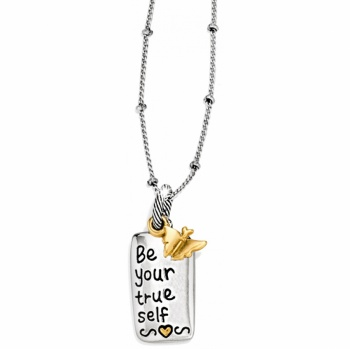 Sentiments True Self Necklace