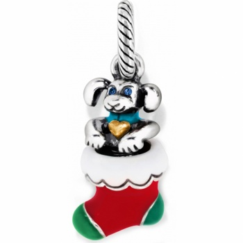 Christmas Puppy Charm