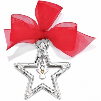 Christmas Ornaments All Angel Star Ornament