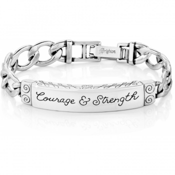 ID Bracelets Courage & Strength ID Bracelet