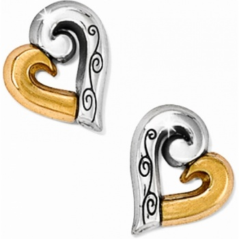 Love Forever Love Forever Post Earrings