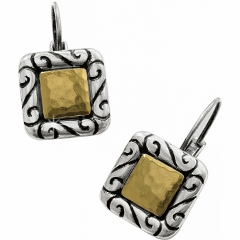 Regina Regina Leverback Earrings