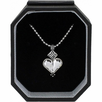 Maharani Maharani Heart Necklace