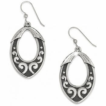 Venetian Canals French Wire Earrings