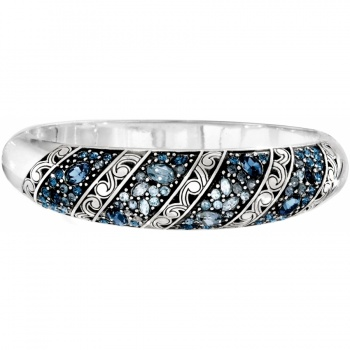 Crystal Voyage Crystal Voyage Hinged Bangle