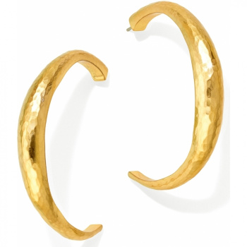 Versailles Reine Hoop Earrings