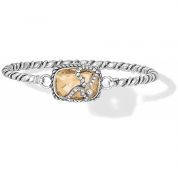 Tender Hearts Squeeze Bangle