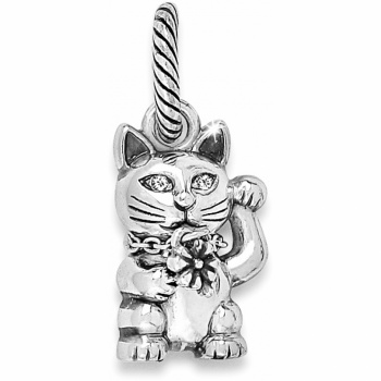 Fortune Kitty Charm
