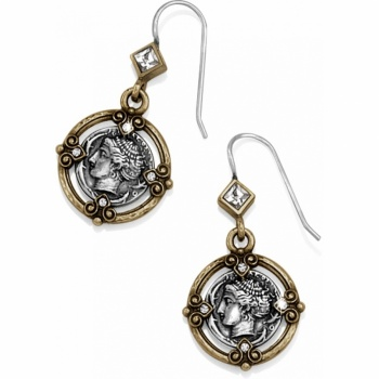 Devotion Devotion Crete French Wire Earrings