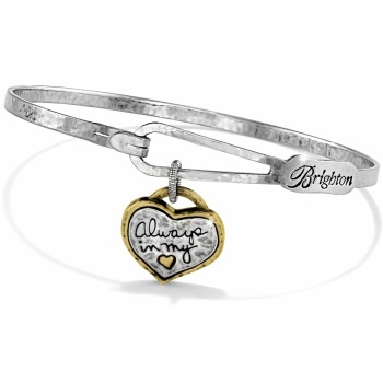 Art & Soul Art & Soul Heart Bangle