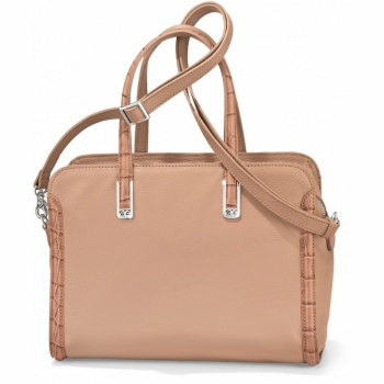 Mingle Raven Soft Satchel