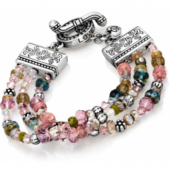 Ophelia Ophelia Jewels Toggle Bracelet