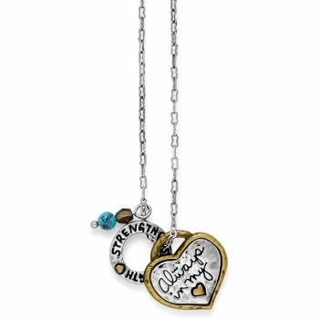 Art & Soul Heart Necklace