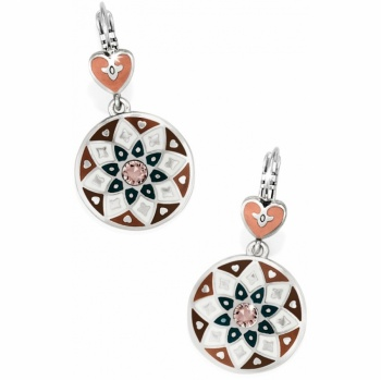 Zahra Leverback Earrings