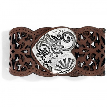 Gypsy Lace Gypsy Lace Leather Cuff