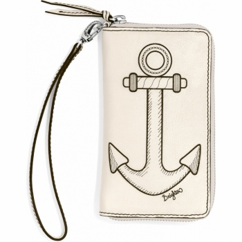 Coastal Coastal Anchor Tech Wallet