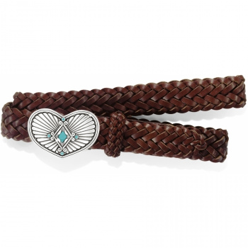 Indie Heart Concho Belt