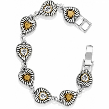 Heiress Crystal Heiress Heart Bracelet