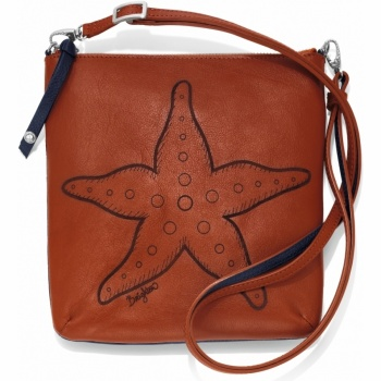 Coastal Coastal Starfish Mini Messenger