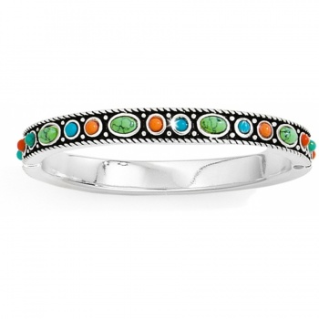Loretto Hinged Bangle