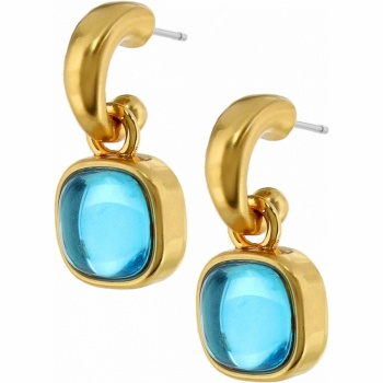 Versailles Versailles Amalia Post Hoop Earrings