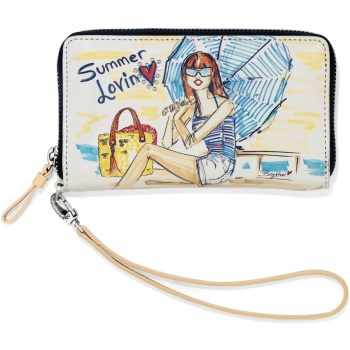 Fashionista Summer Lovin Tech Wallet