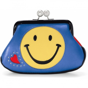 Fashionista Happy Coin Purse