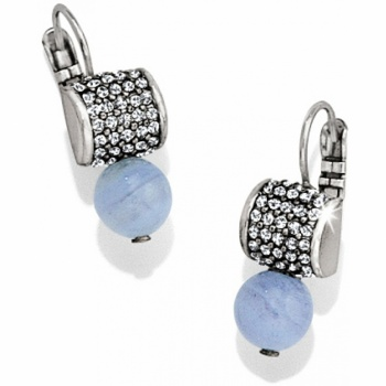 Meridian Sphere Leverback Earrings