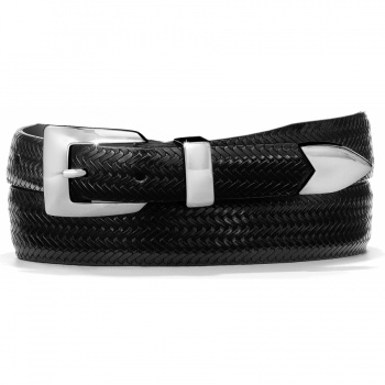 Avalon Basketweave Belt