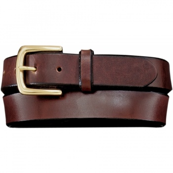 English Bevel Latigo Belt