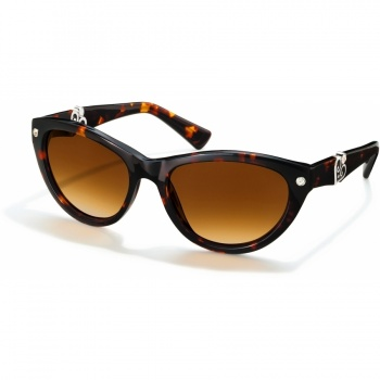 Alcazar Heart Sunglasses