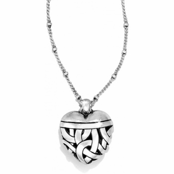 Bloc Haus Heart Necklace