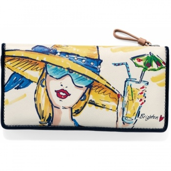 Fashionista Beverly Large Wallet