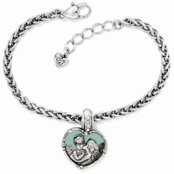 Devotion Divine Heart Bracelet