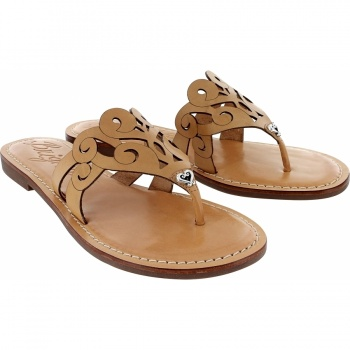 Genoa Heart Alegre Sandals