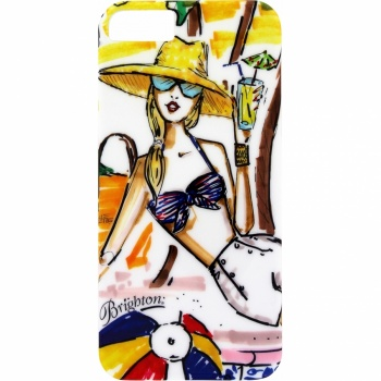 Fashionista Pool Party iPhone 5 Cover
