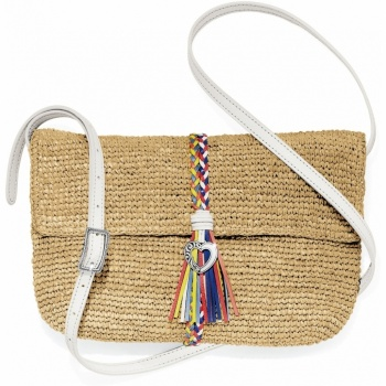 Barbados Bali Straw Shoulderbag