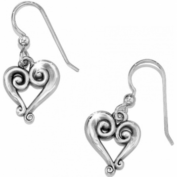 Rotolo Scroll Rotolo Scroll Heart Earrings
