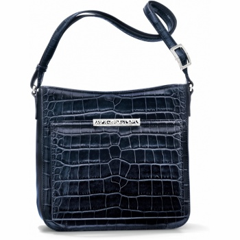 Mingle Sage Croco Organizer