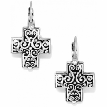 Bibi Cross Bibi Cross French Wire Earrings
