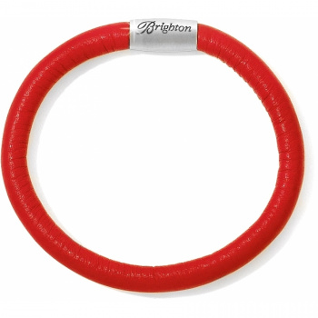 Woodstock Woodstock Single Leather Bracelet